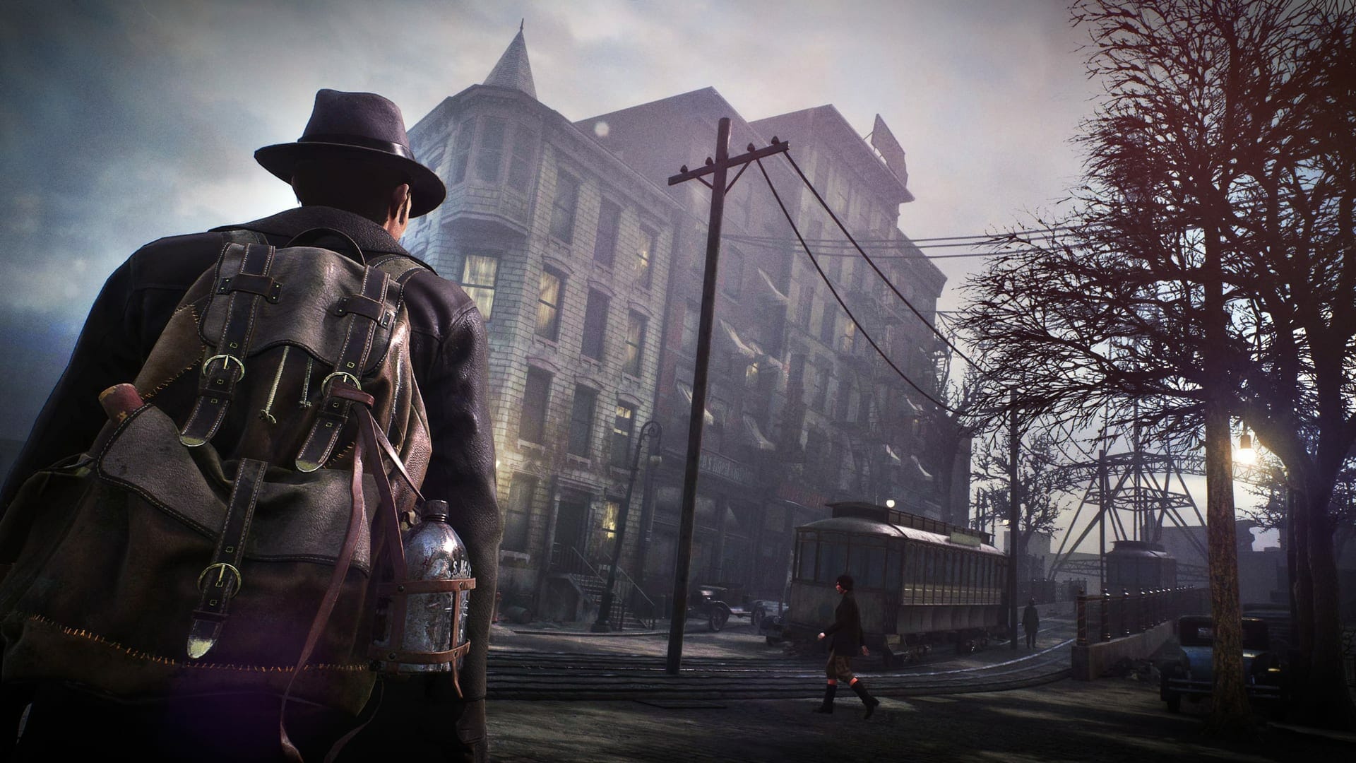 The Sinking City Increase Frame Rate Limit
