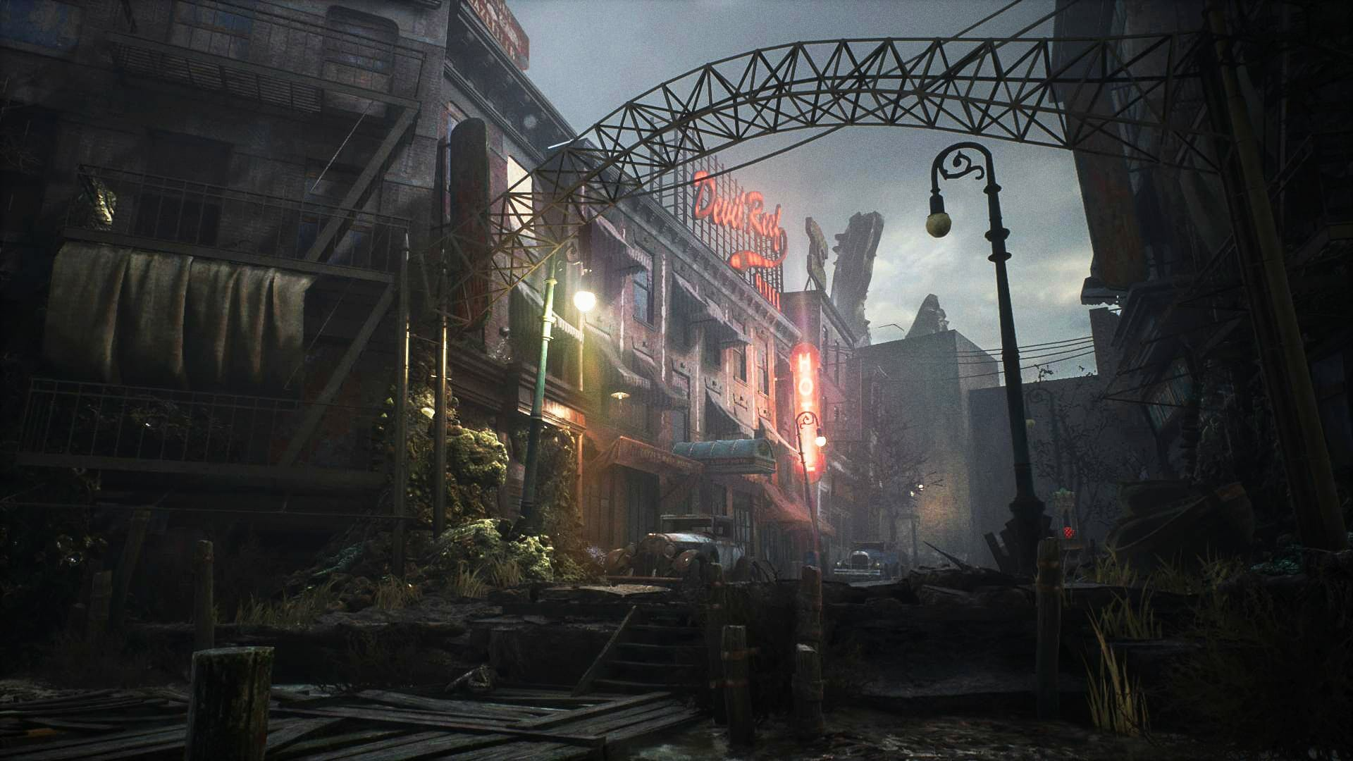 The Sinking City System Requirements