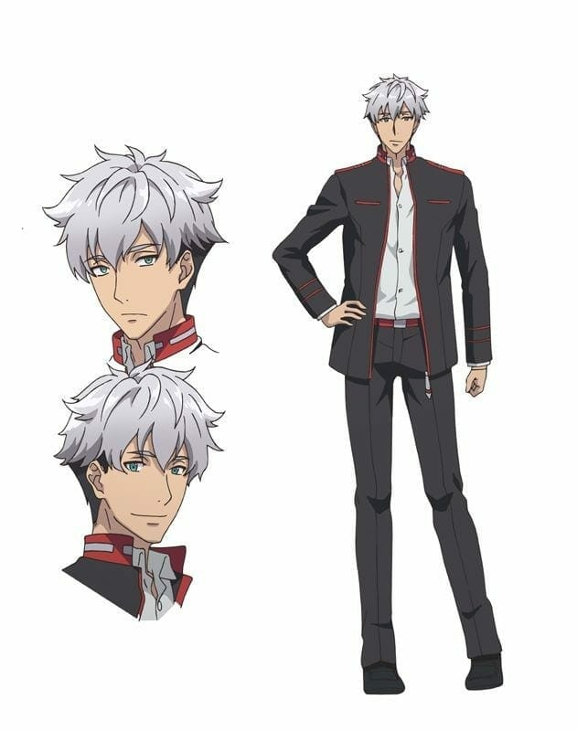 Try Knights cast - Additional Casts Member of Try Knights Anime Revealed