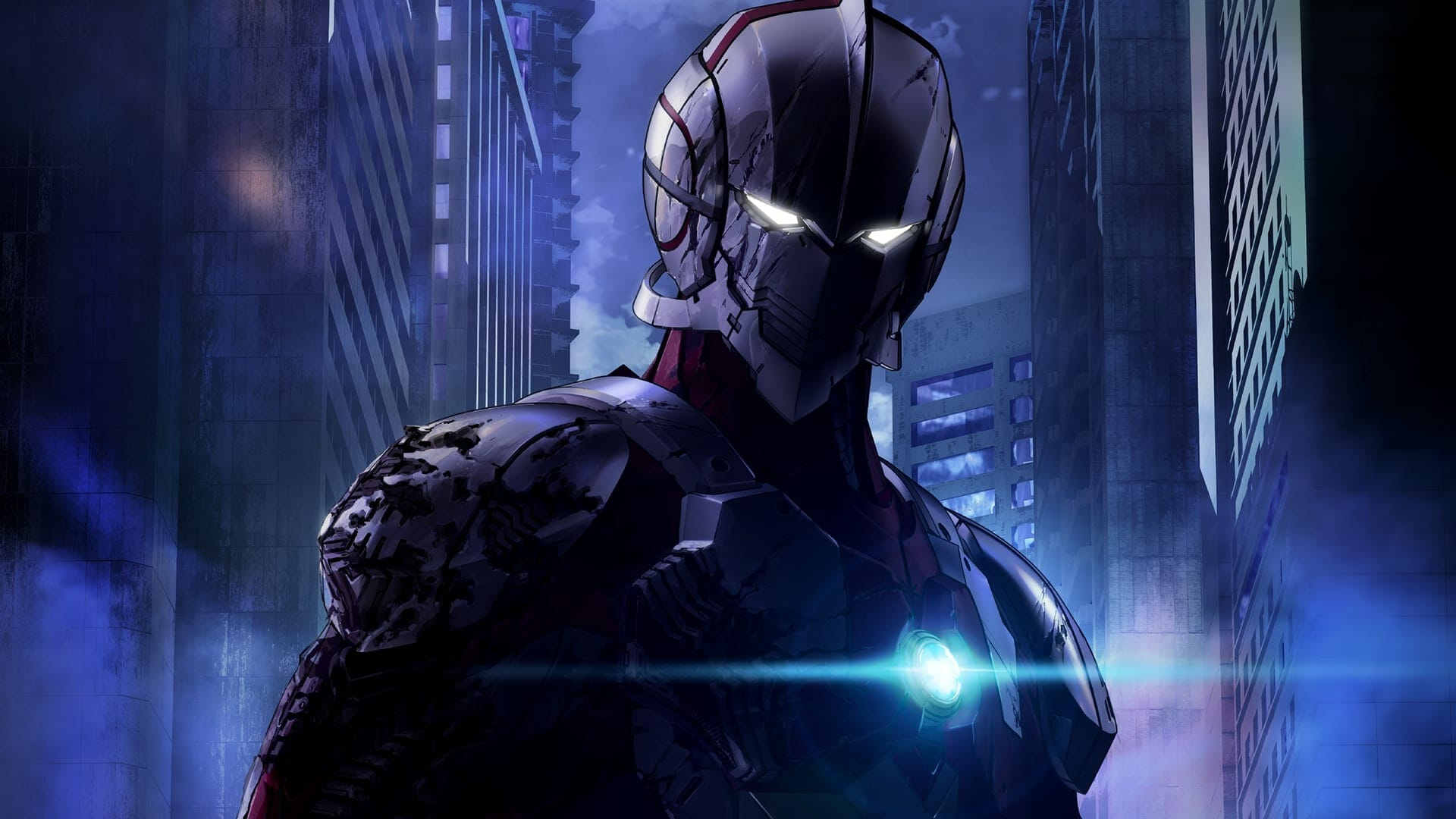 Ultraman anime Season 2