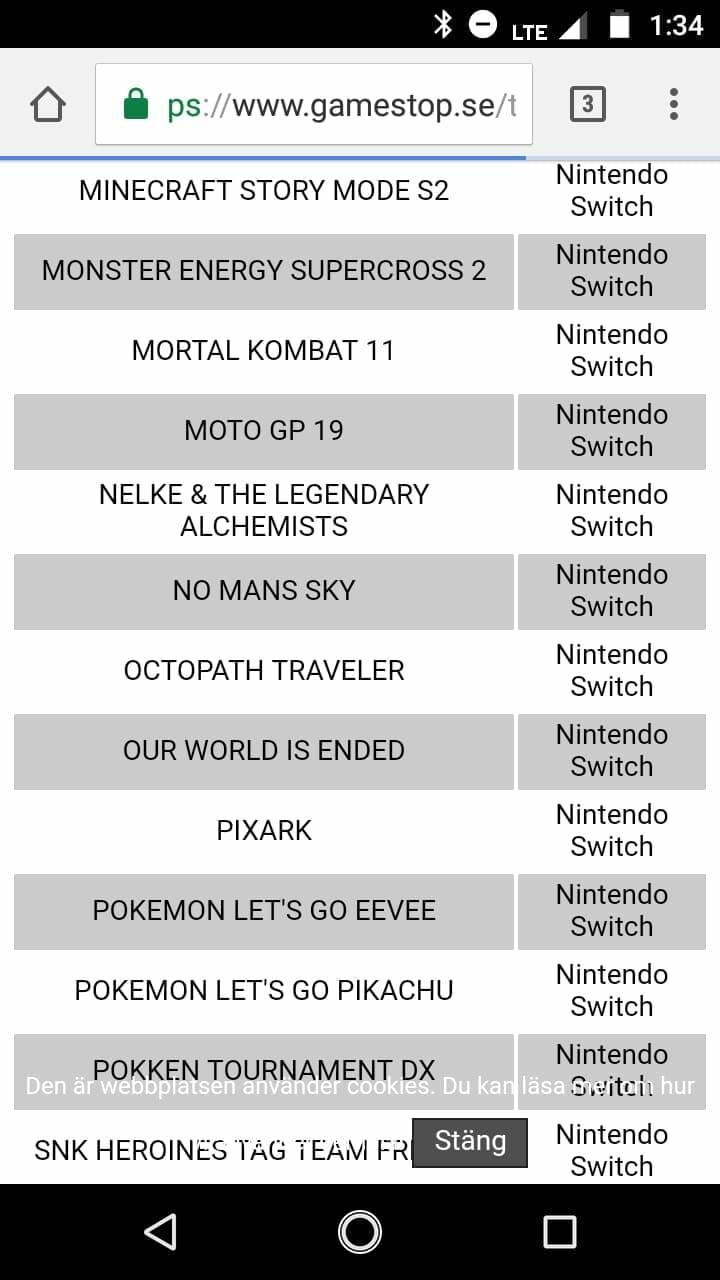 no mans sky on nintendo switch - RUMOR: No Man's Sky For Nintendo Switch Listed on GameStop