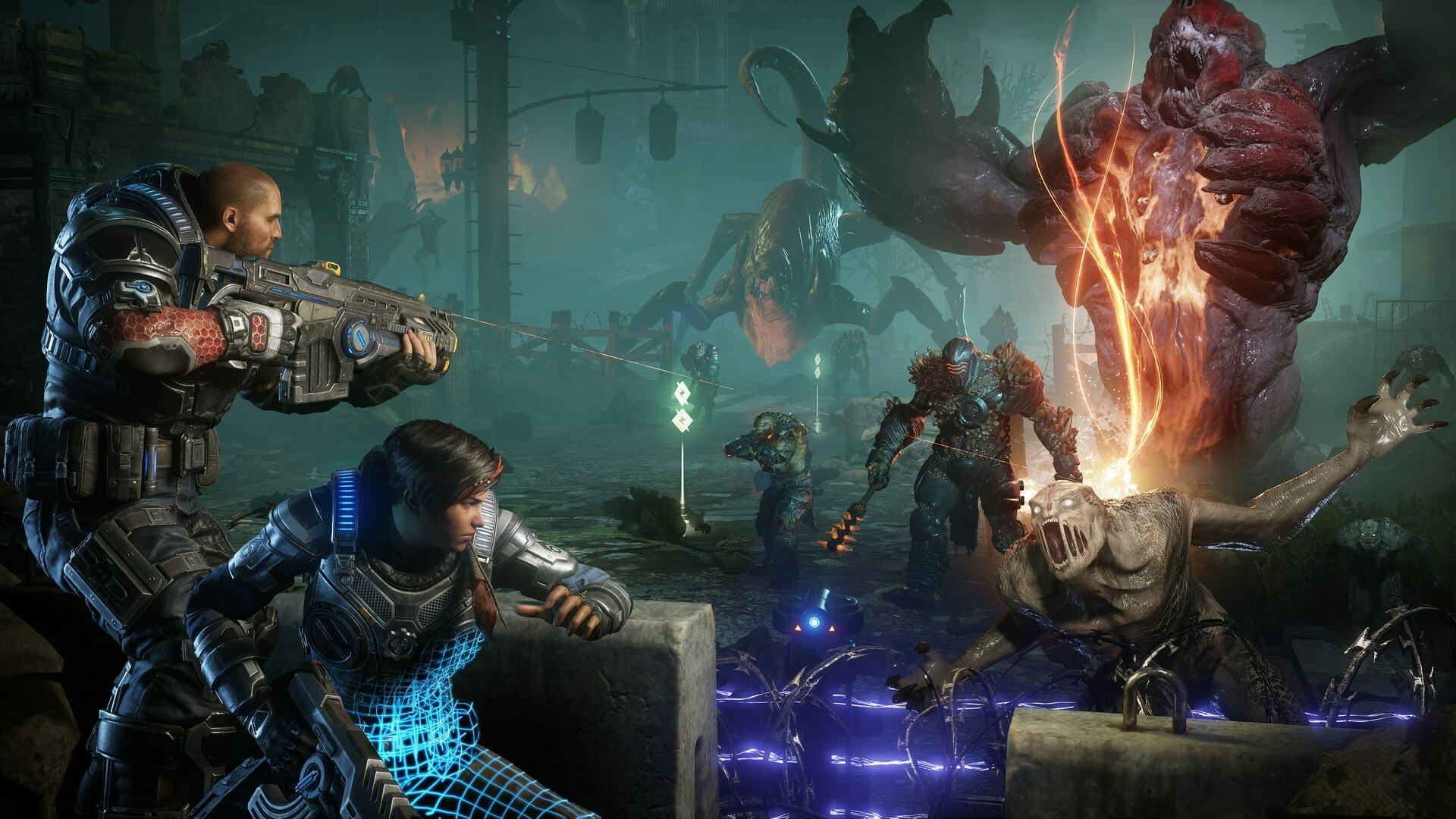 Gears 5 Gameplay Details