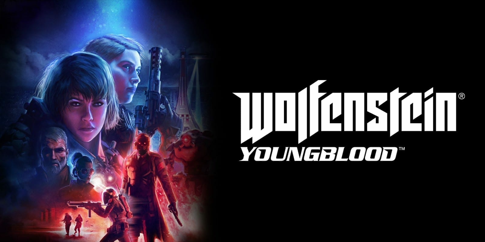 Wolfenstien Youngblood Low FPS