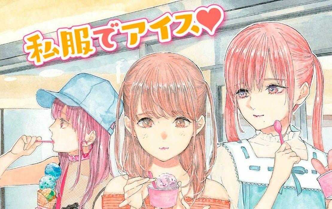 Oshi ga Budoukan Ittekuretara Shinu anime
