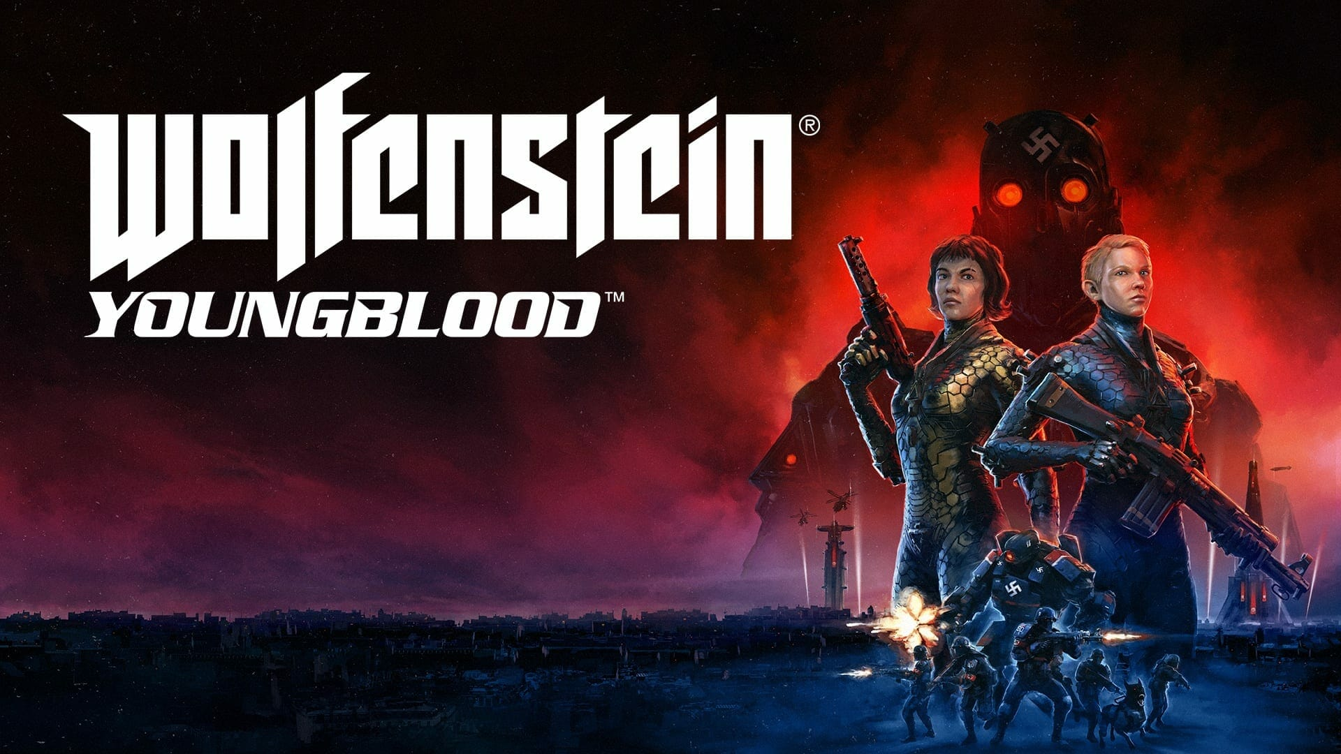 Wolfenstein Youngblood Crash Error