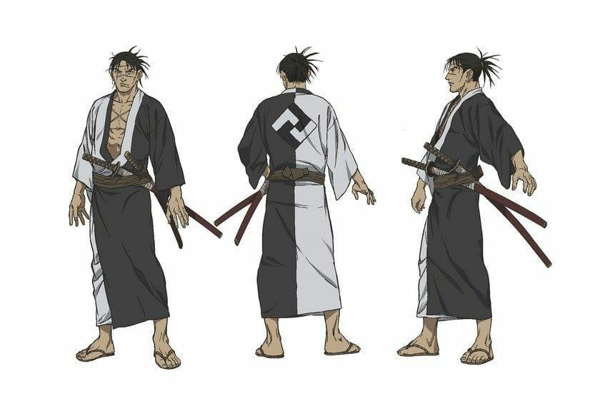 Blade of the Immortal anime