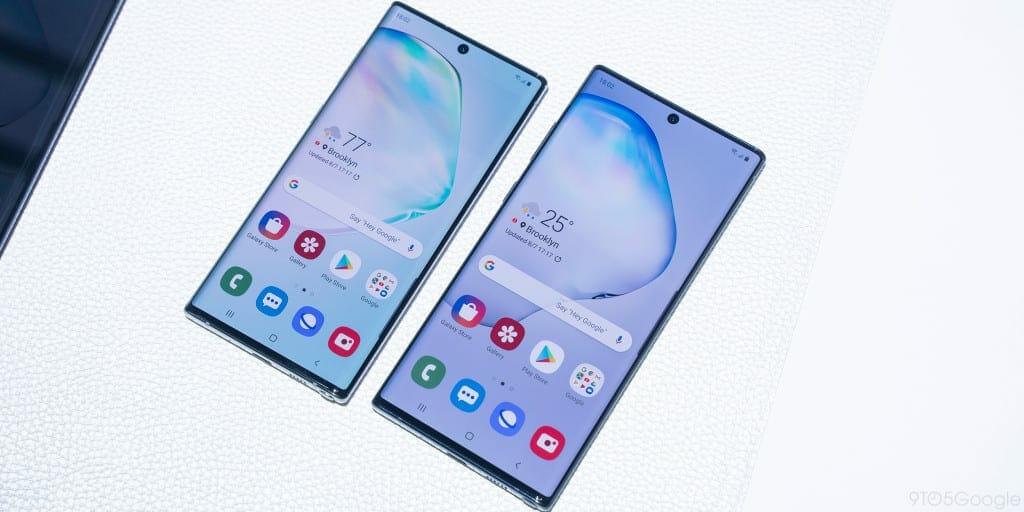 Safe Mode on Samsung Note 10