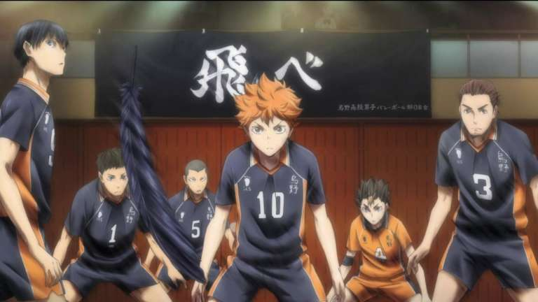 Haikyuu!! To The Top season 2