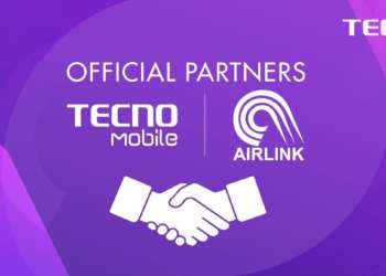 Tecno Partners With Airlink