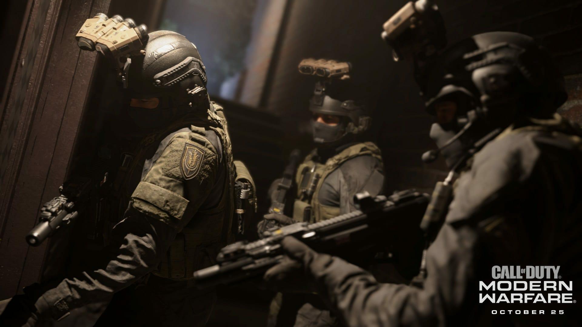Modern Warfare Trophy List