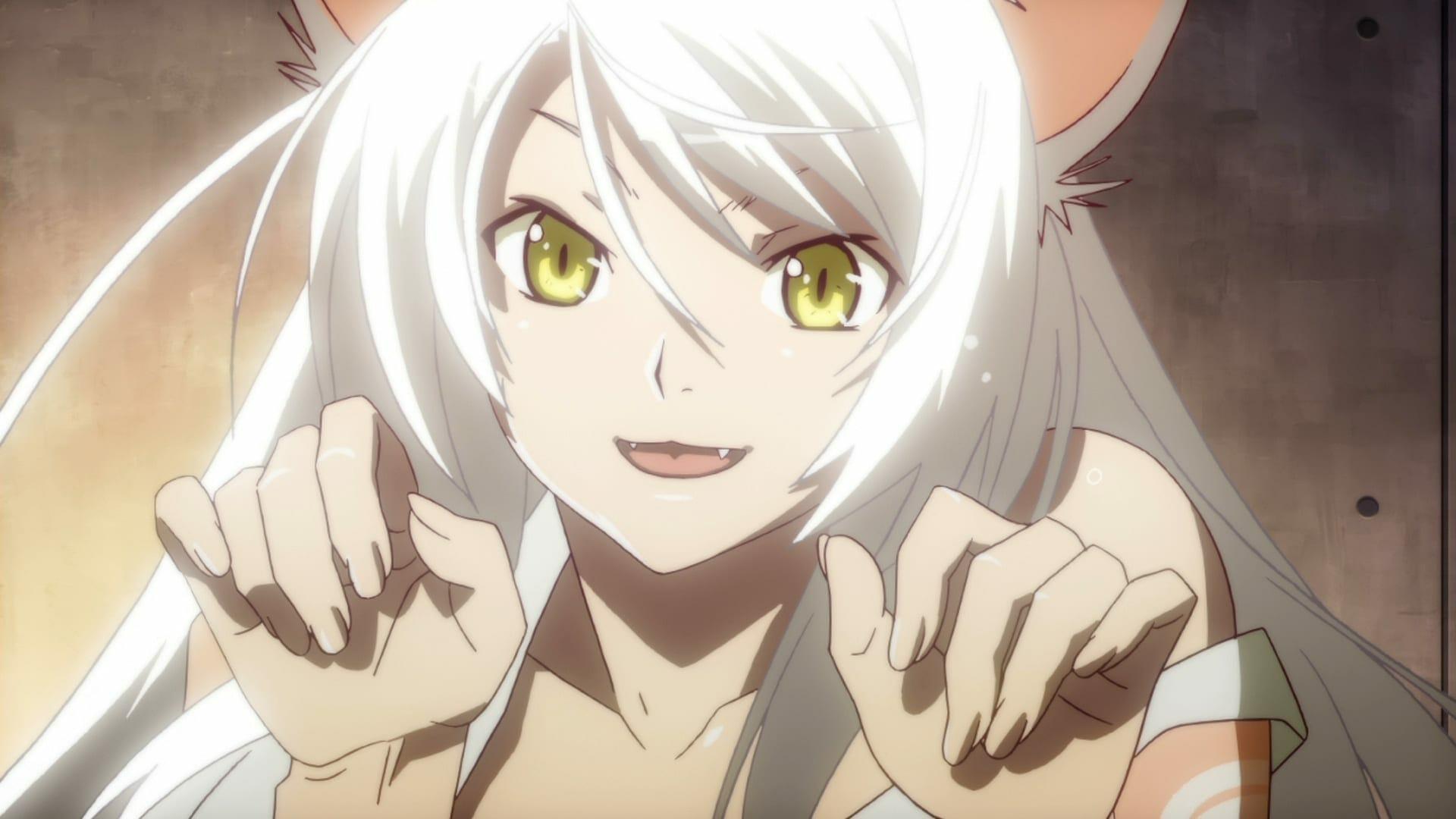 Nekomonogatari screenshot