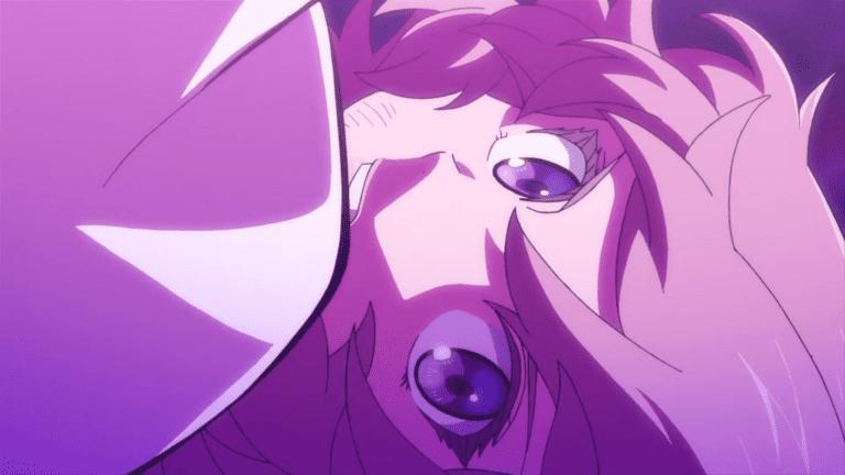 In/Spectre anime