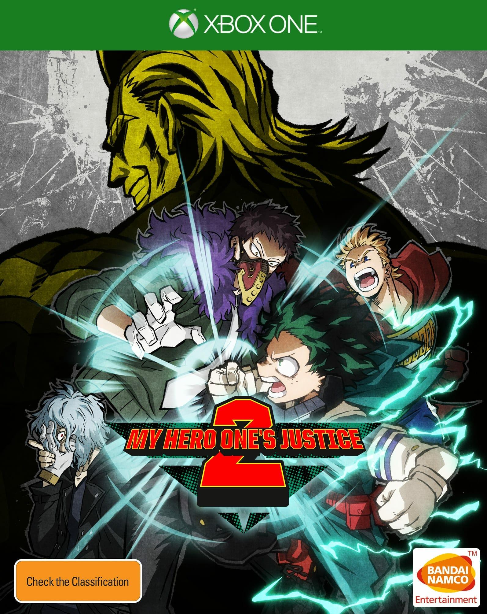 My Hero One's Justice 2 Gameplay