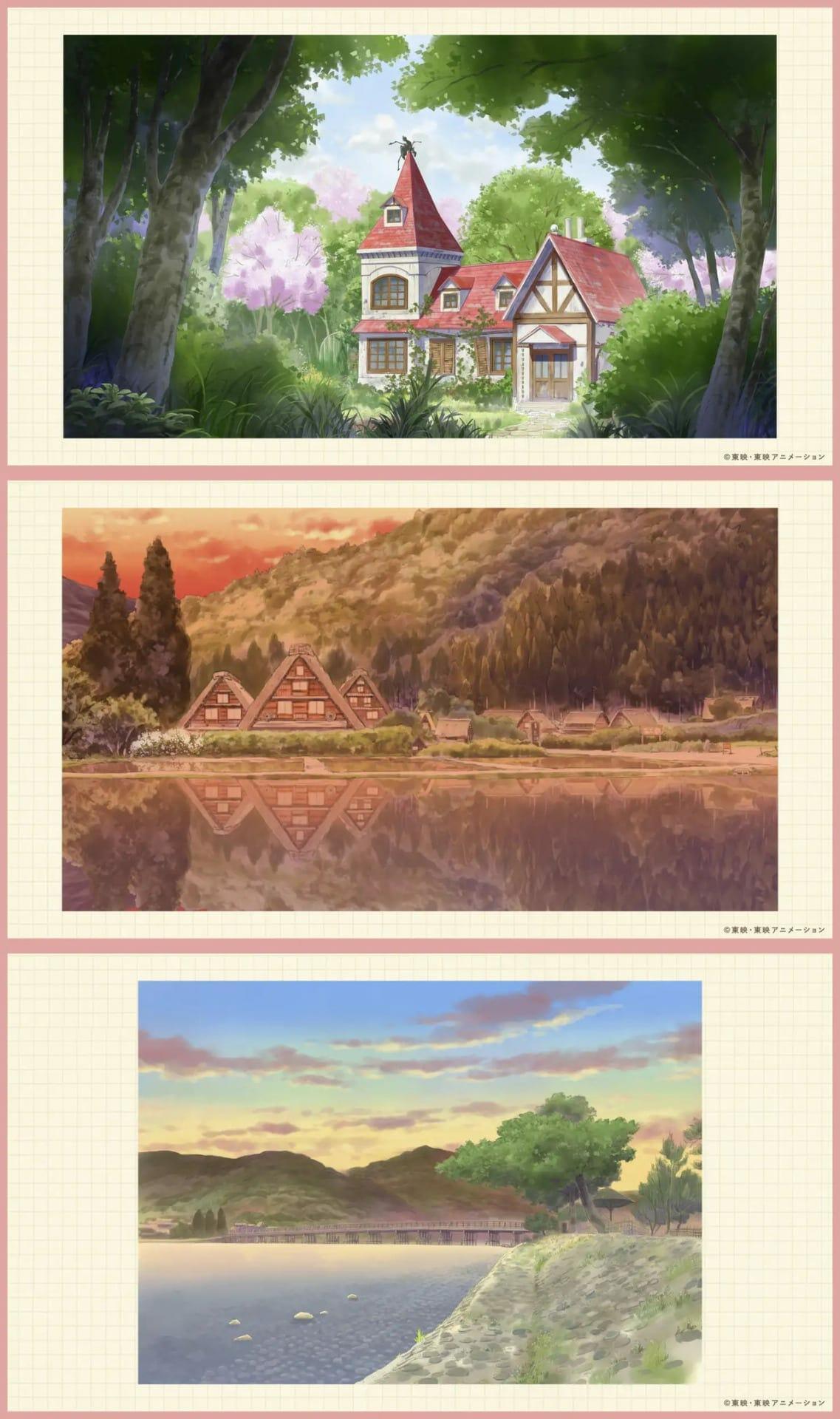 Majo Minarai wo Sagashite anime screencap