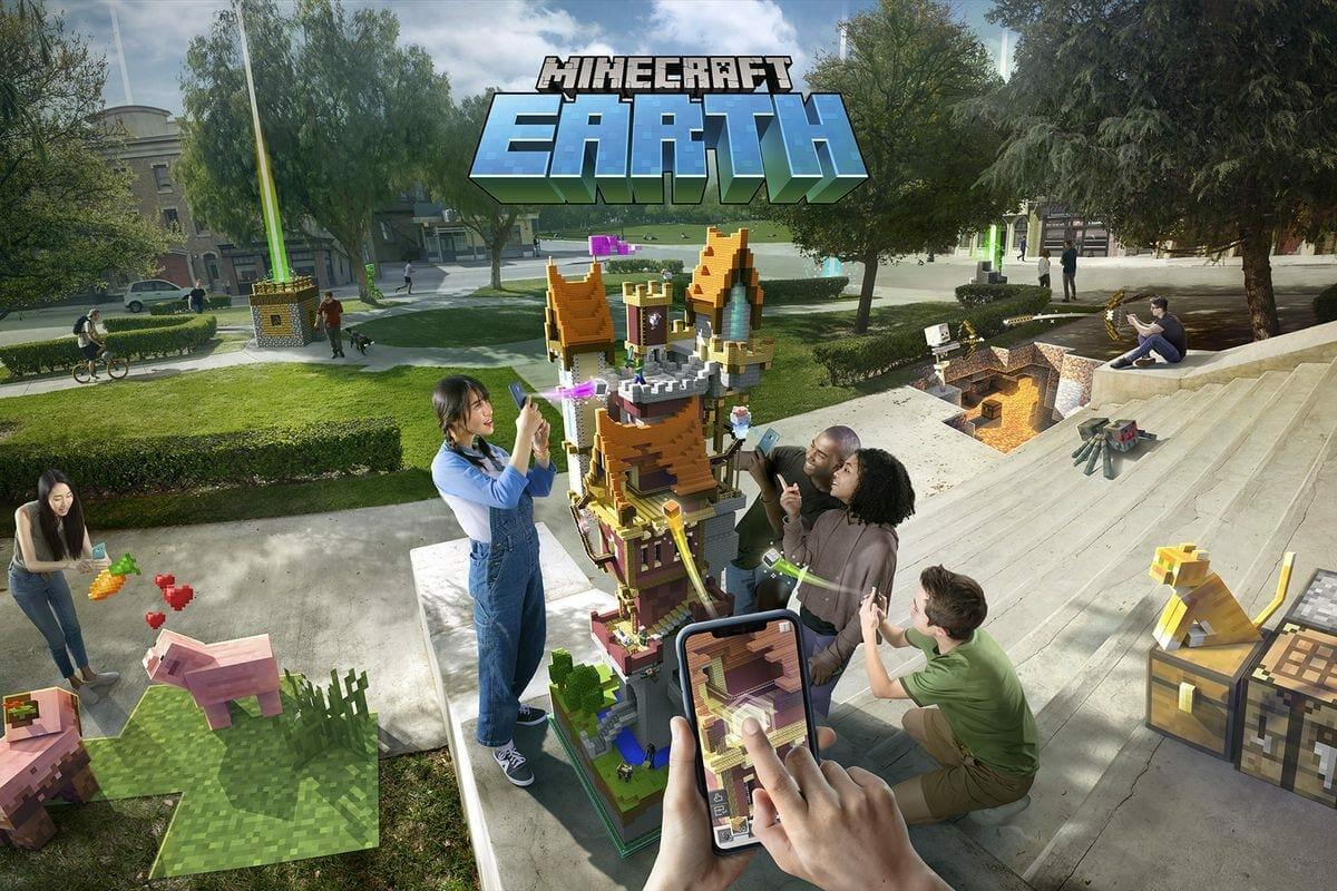 Download Minecraft Earth APK