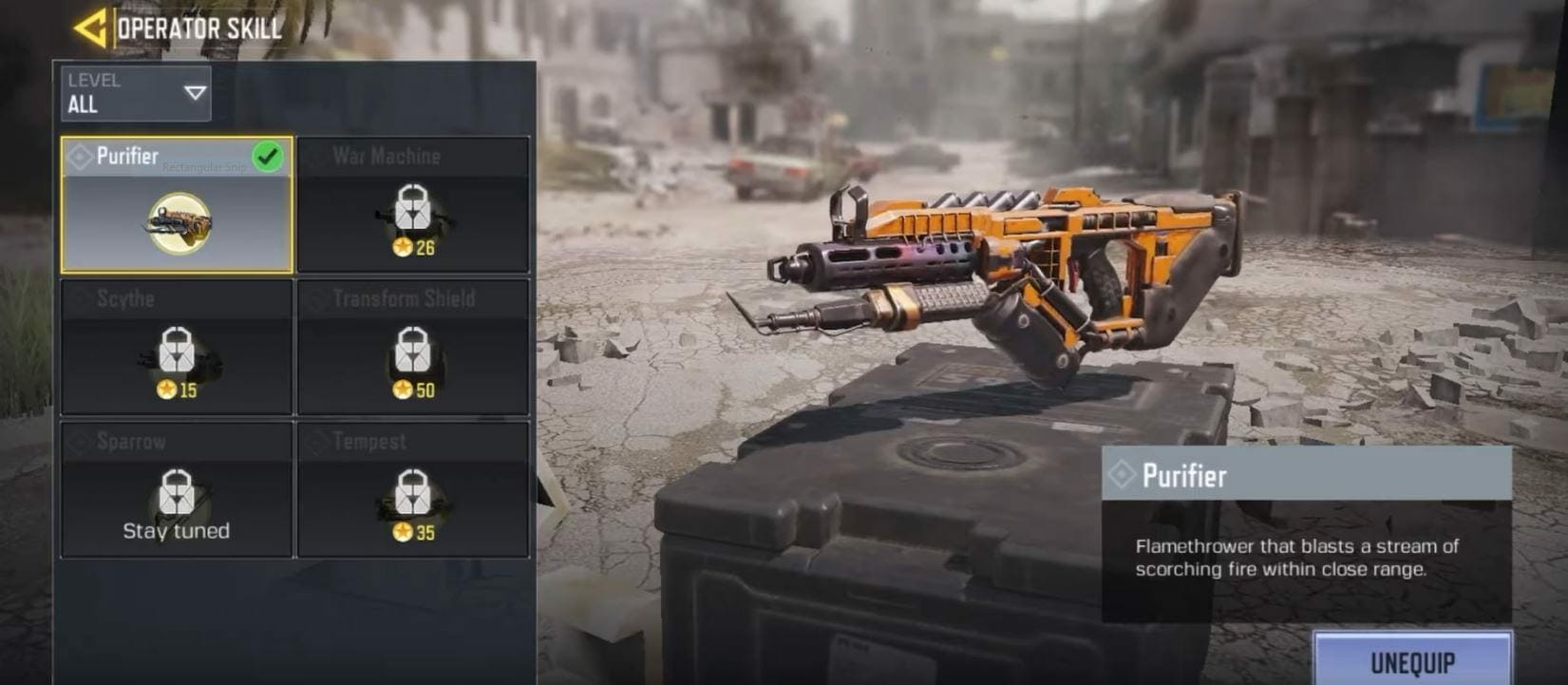 Operator Skill 1 - Cod Mobile Season 1 Week 5 Challenges Guides for MP and Battle Royale