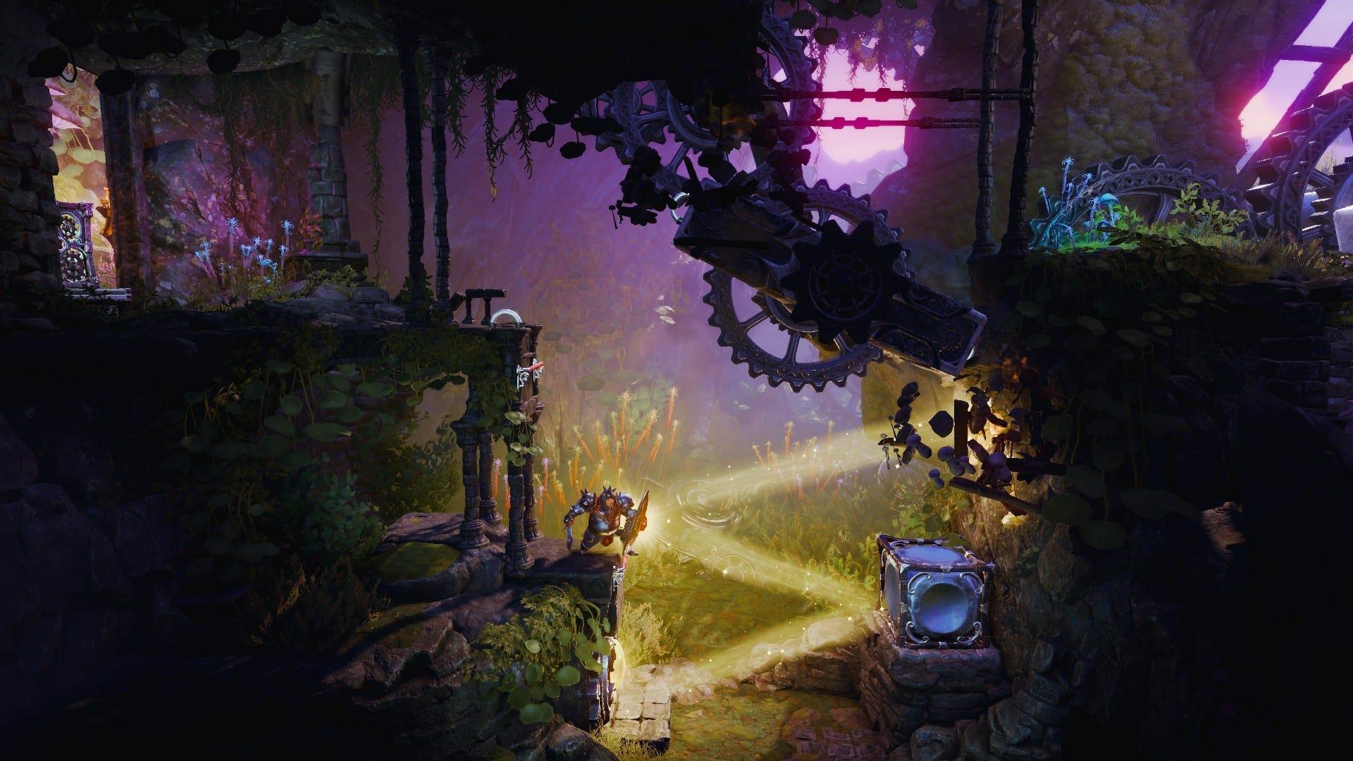 Trine Screenshot 9 - Trine 4: The Nightmare Prince Review - A Triumphant Return