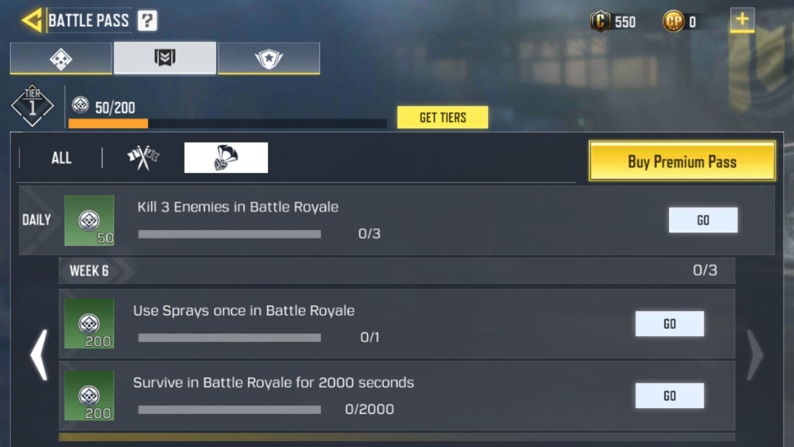 Cod Mobile Season 1 Week 6 Challenges
