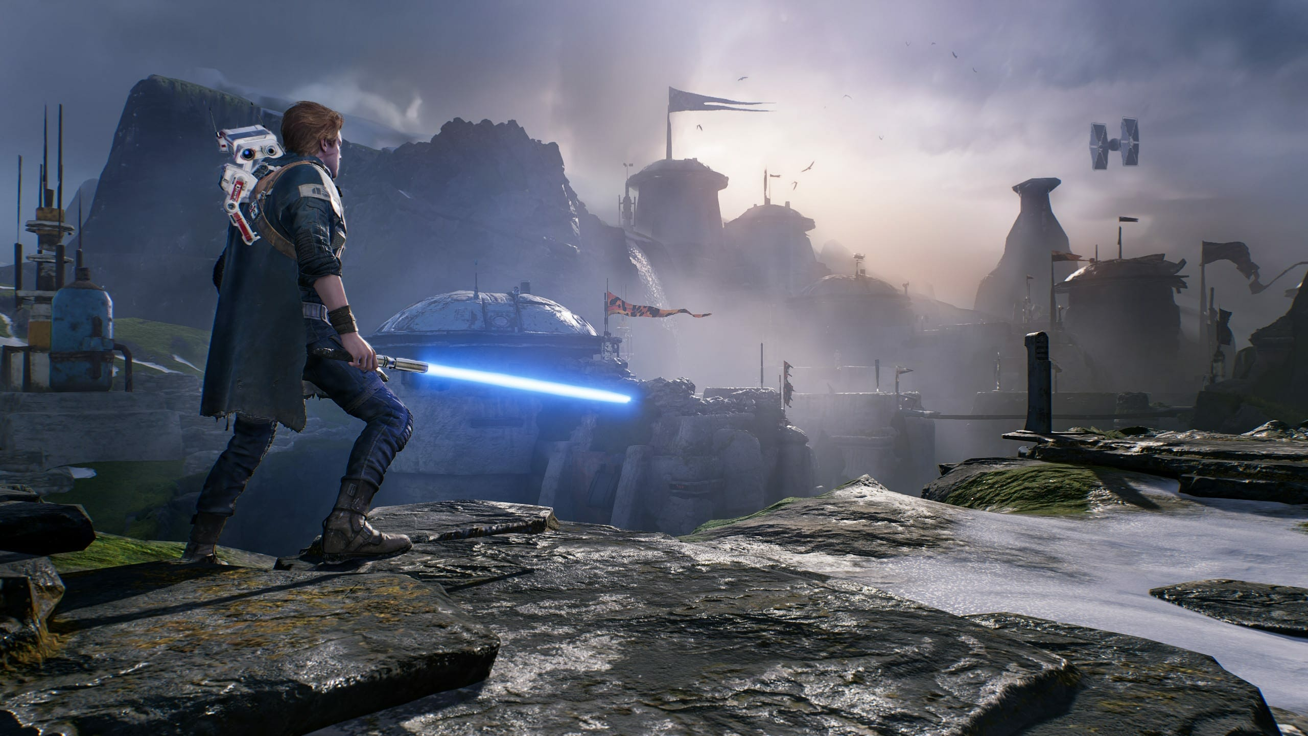 Star Wars: Jedi Fallen Order Corrupted Save