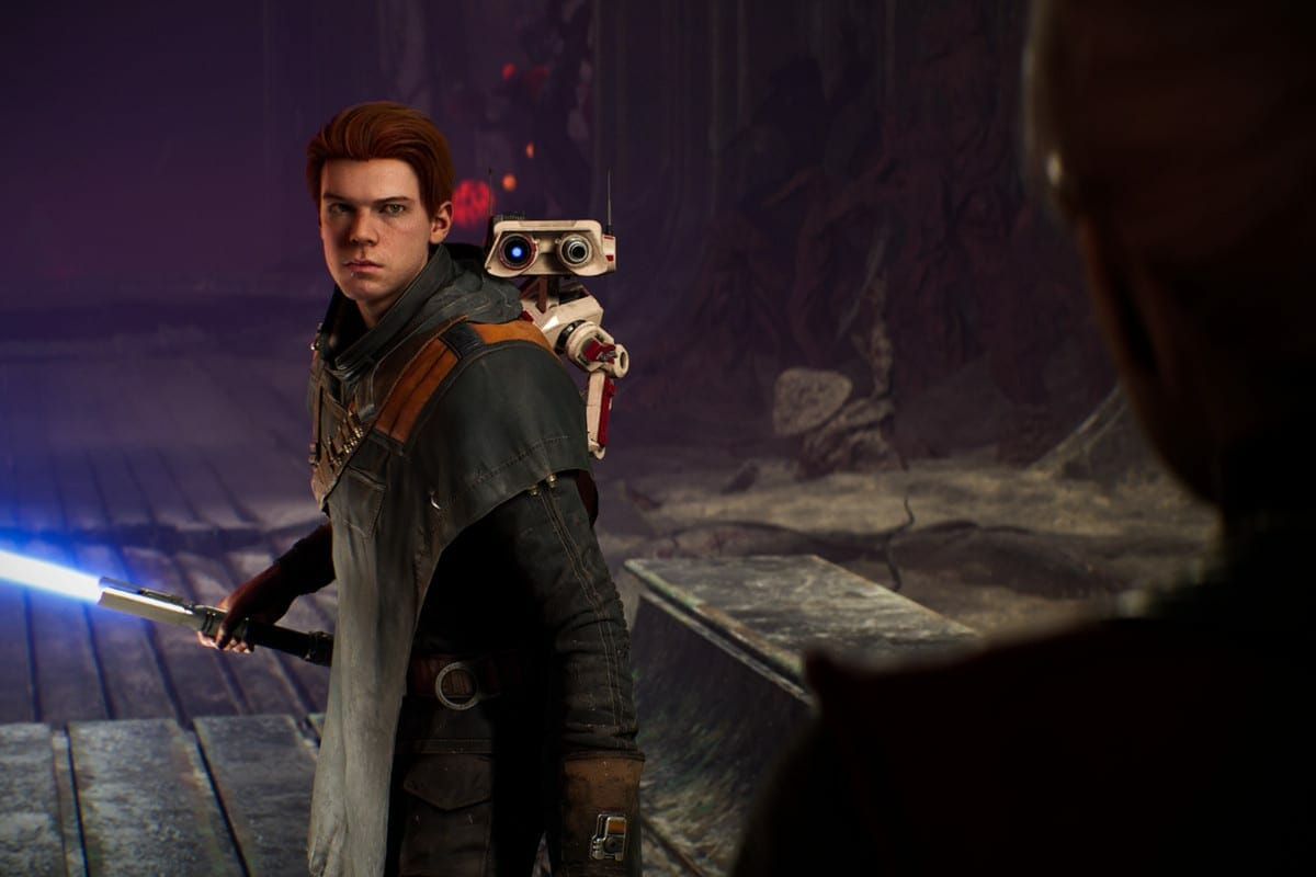 Jedi Fallen Order Leaked Gameplay