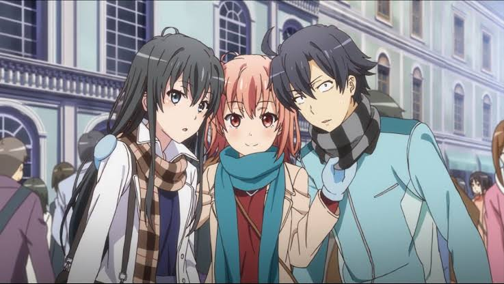 OreGairu season 3 - OreGairu Season 3 Anime Premiere Date Revealed