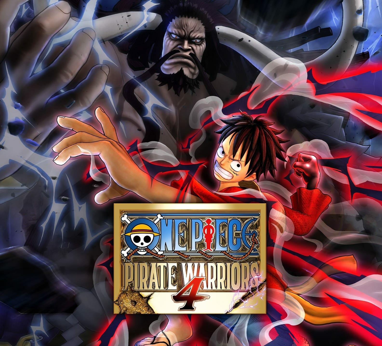 One Piece Pirate Warriors 4 Release Date