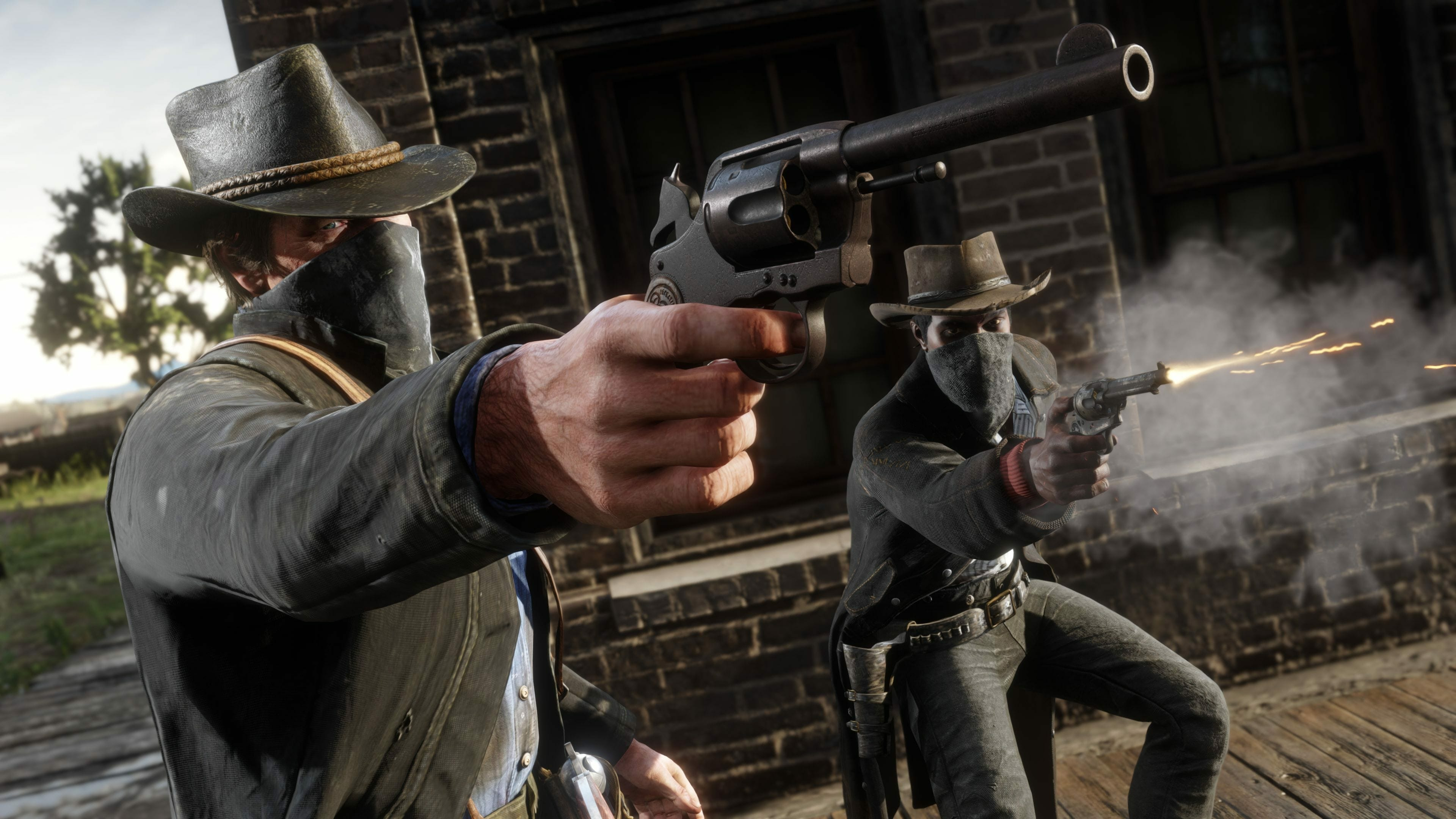 Red Dead Redemption 2 FPS Boost