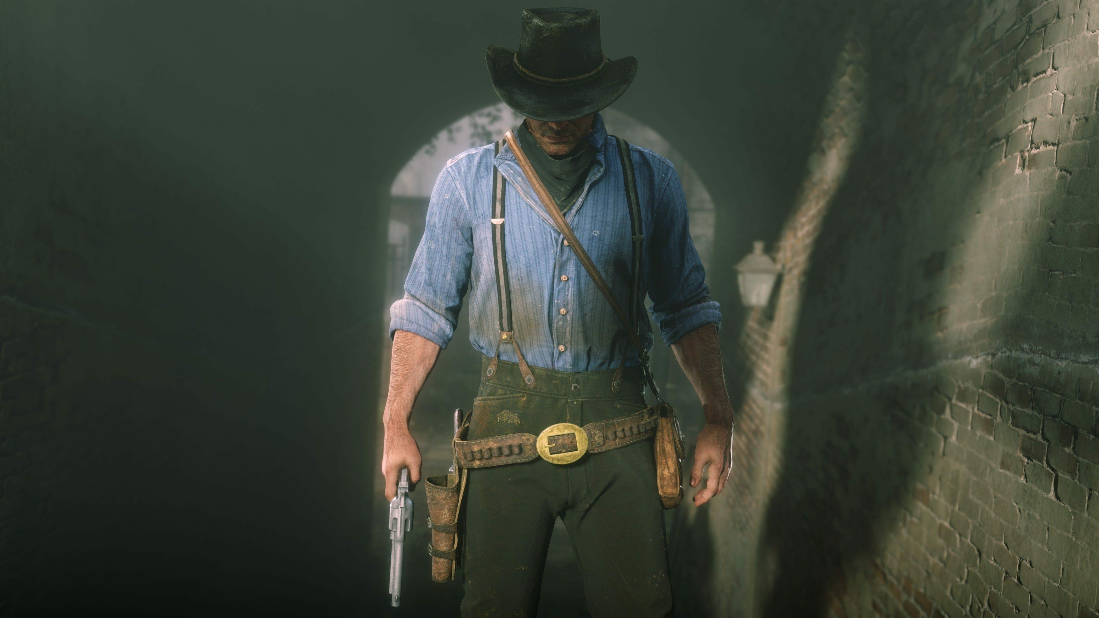 Red Dead Redemption 2 Stuttering