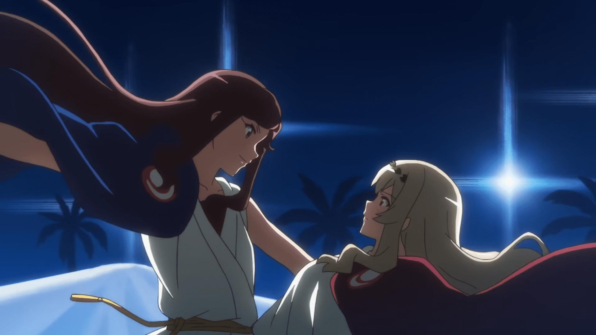Shoujo☆Kageki Revue Starlight anime