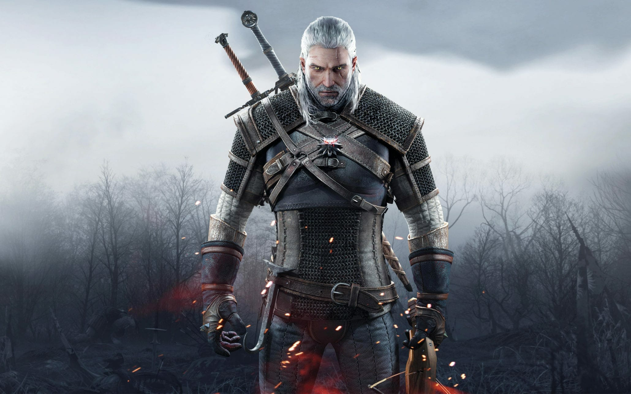 Witcher 3 for Xbox Game Pass