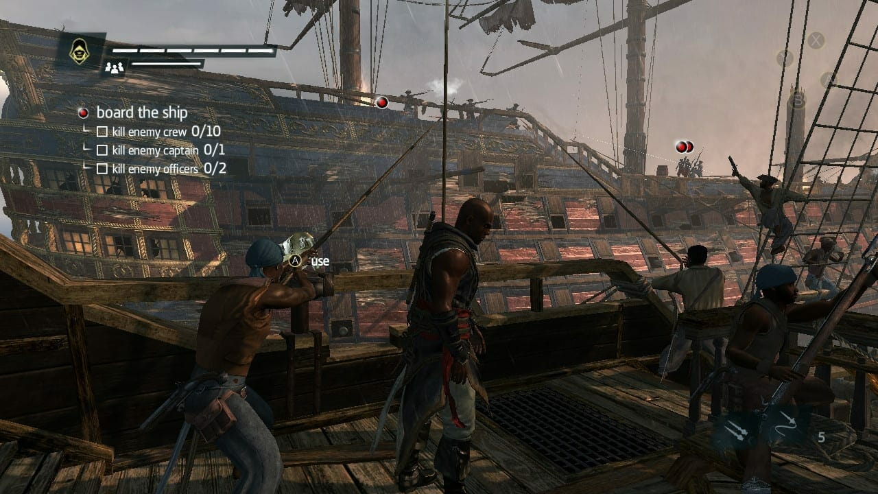 Assassins Creed The Rebel Collection Review Sailing Familiar Waters