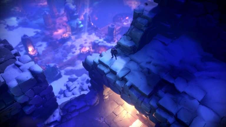 disable Motion Blur in Darksiders Genesis