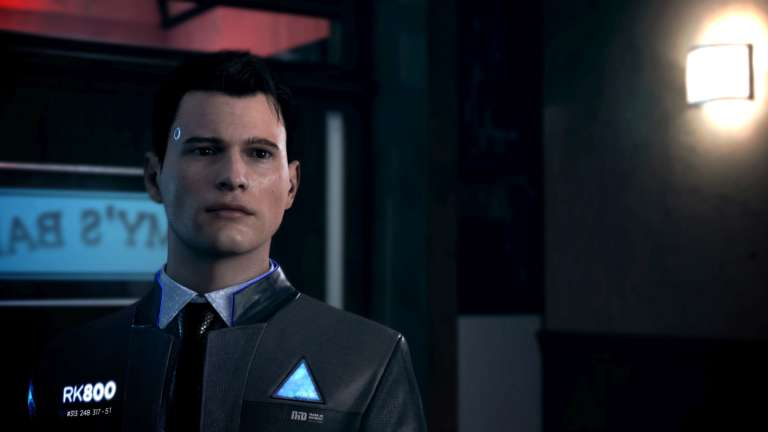 Detroit: Become Human 'System cannot find the path specified'