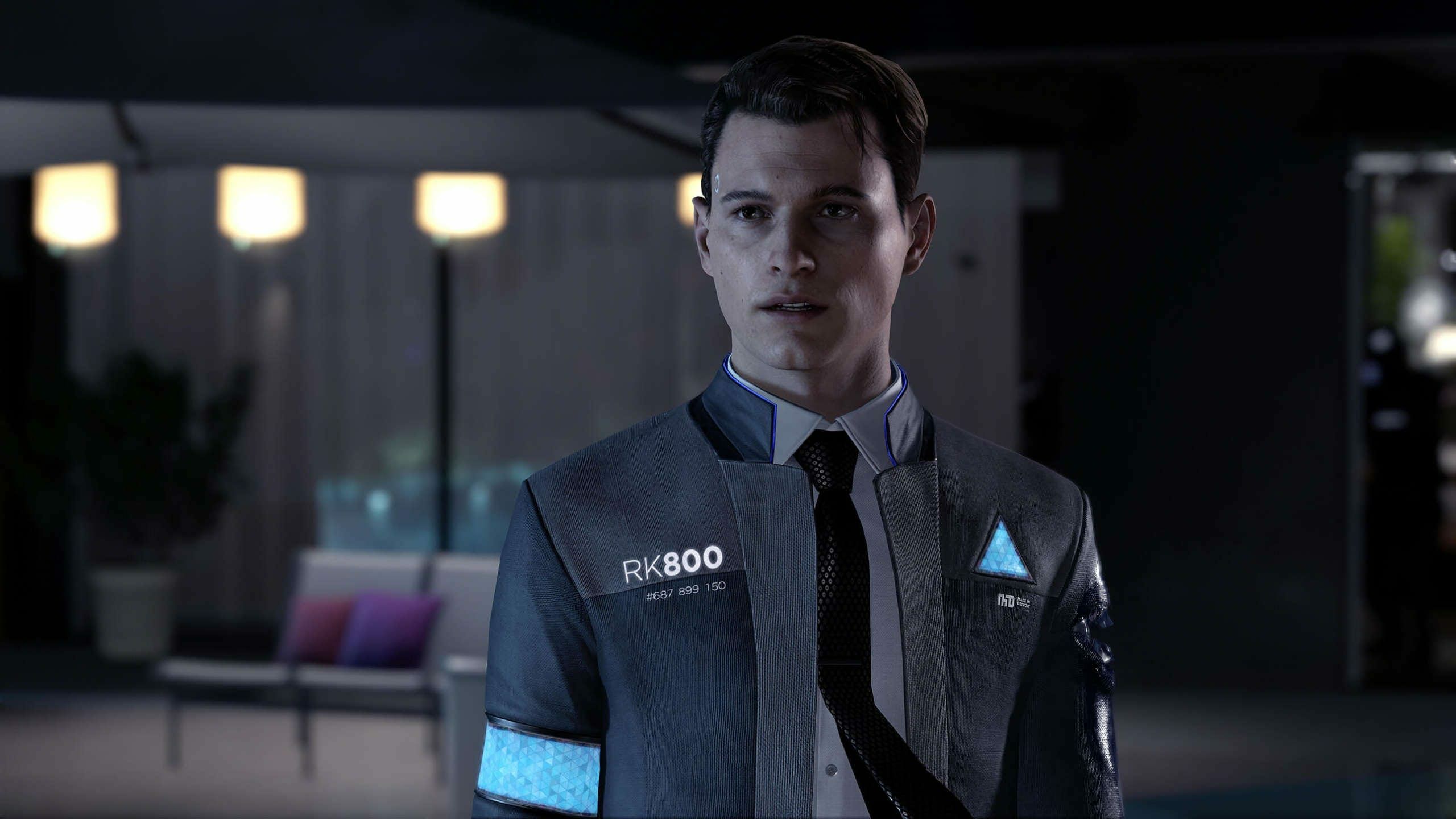 Detroit: Become Human FPS Limit