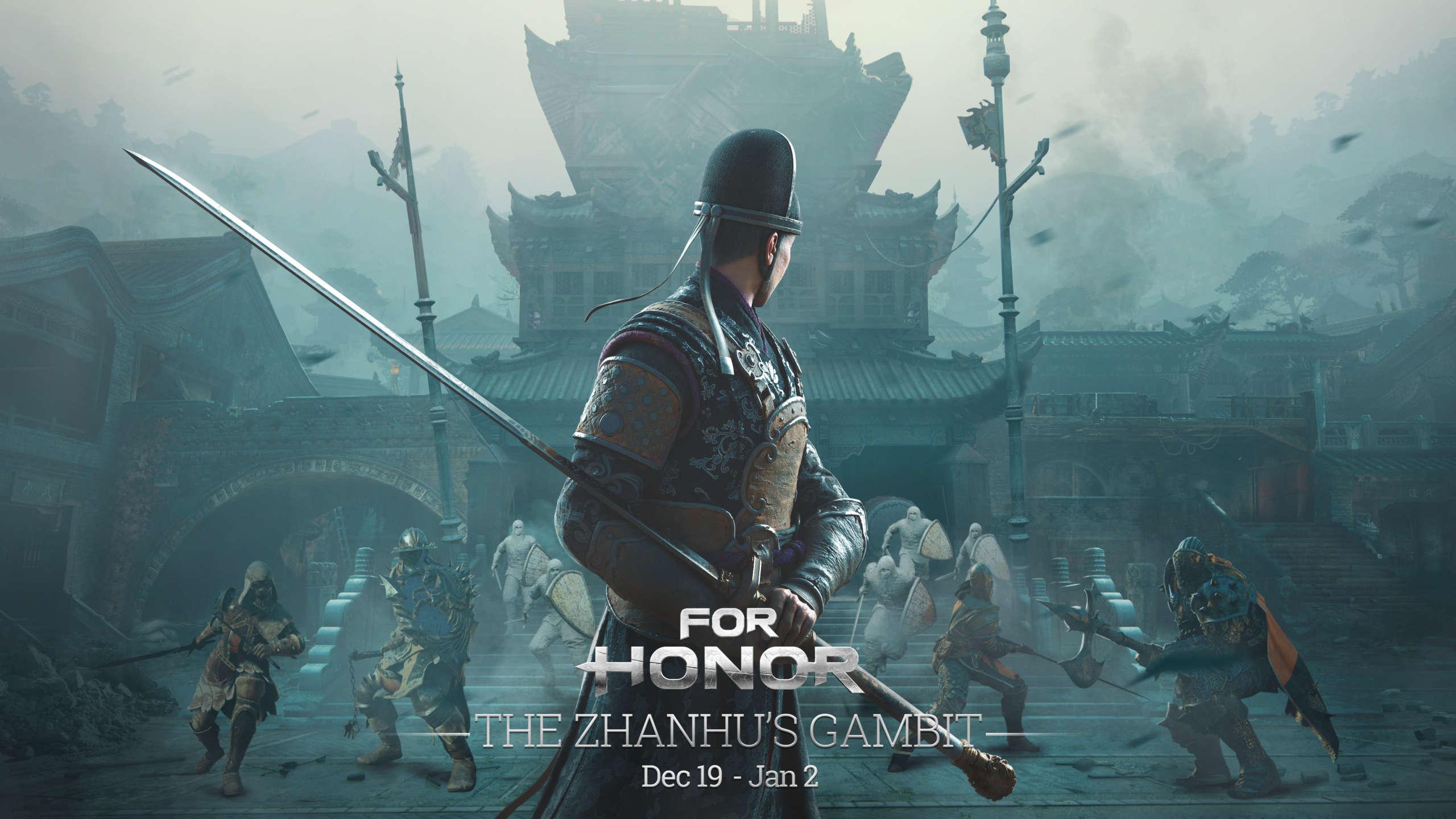 The Zhanhu's Gambit