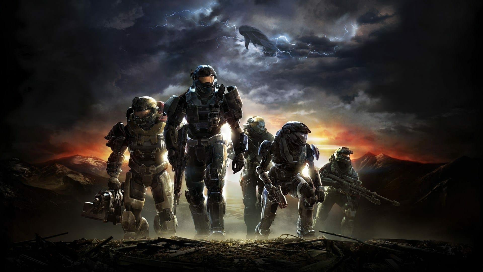 Skip Halo Reach Intro Videos
