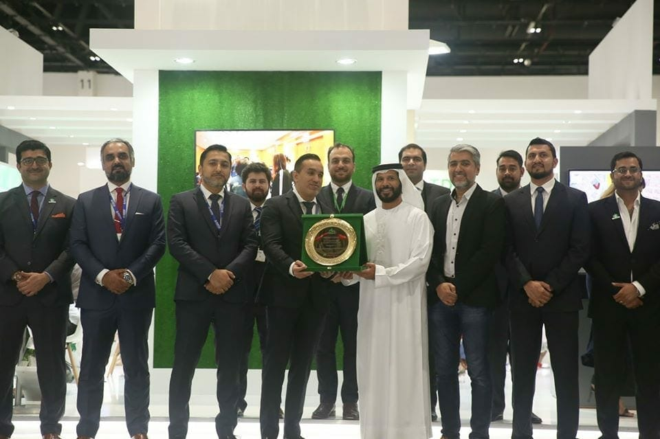 Pakistan Property Show Shield - Pakistan Property Show concludes at Dubai World Trade Centre, attracts more than 20,000 visitors