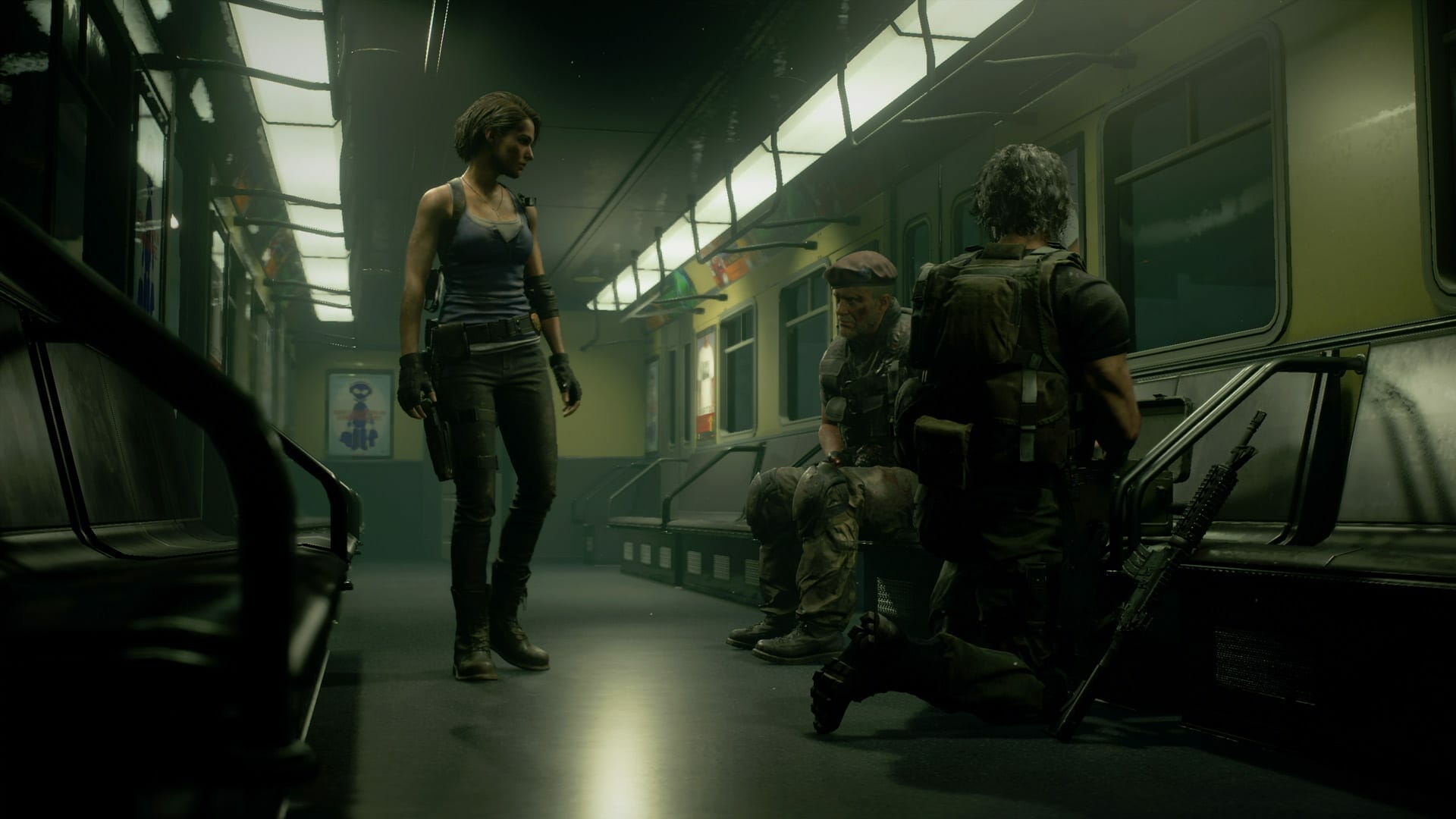 Screnshot 2 - Resident Evil 3 Remake: Release date, Pre-Order and Project Resistance Details Revealed