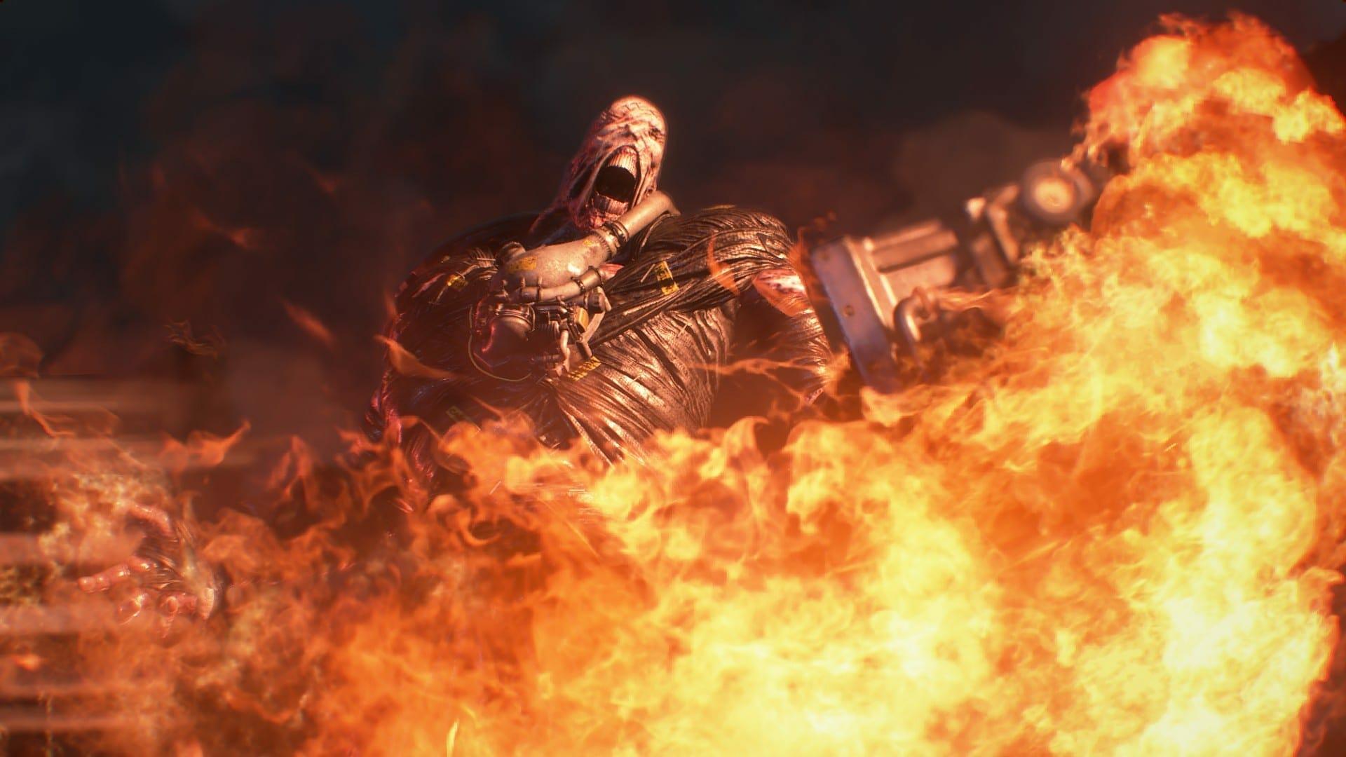 Screnshot 7 - Resident Evil 3 Remake: Release date, Pre-Order and Project Resistance Details Revealed