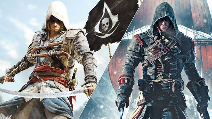 Assassins Creed: The Rebel Collection Review