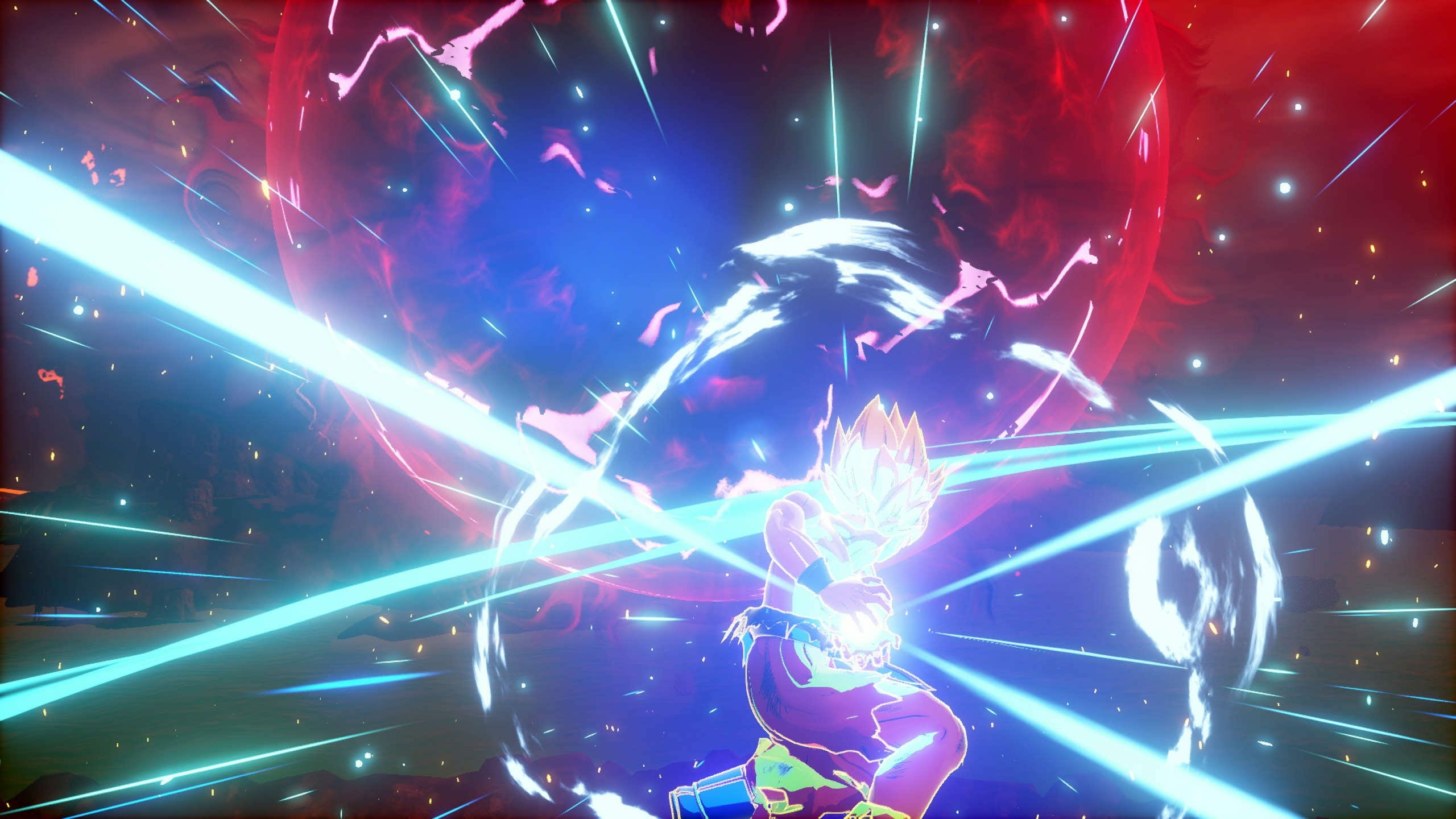 Dragon Ball Z: Kakarot FOV