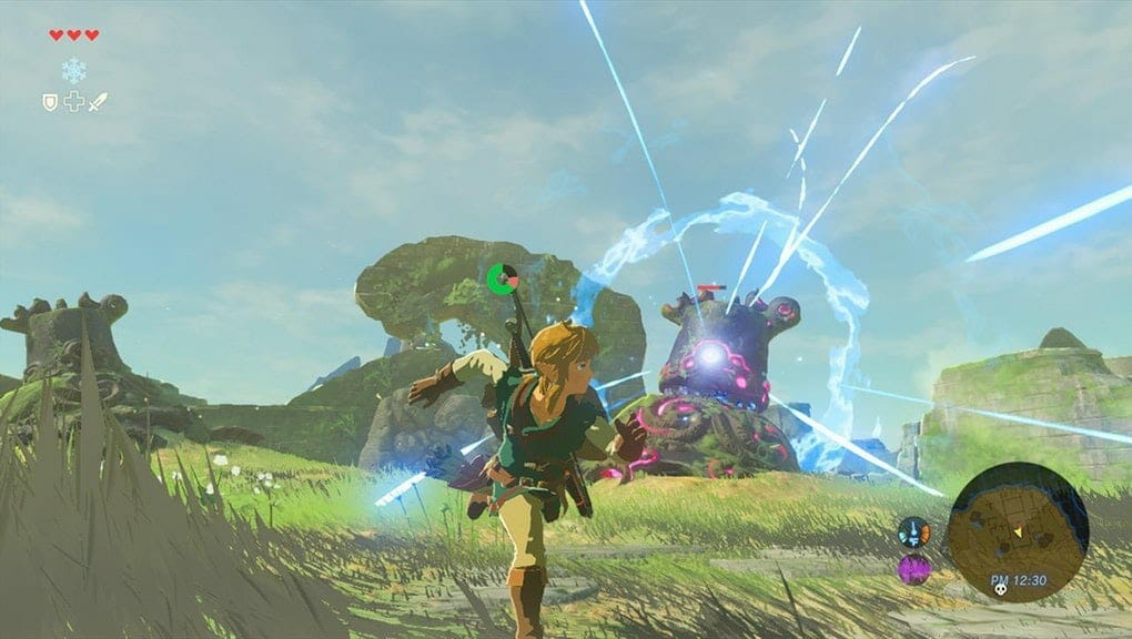 Breath of the Wild Screenshot - Best Wii U Cemu Games to play on PC [Wii U Emulator]