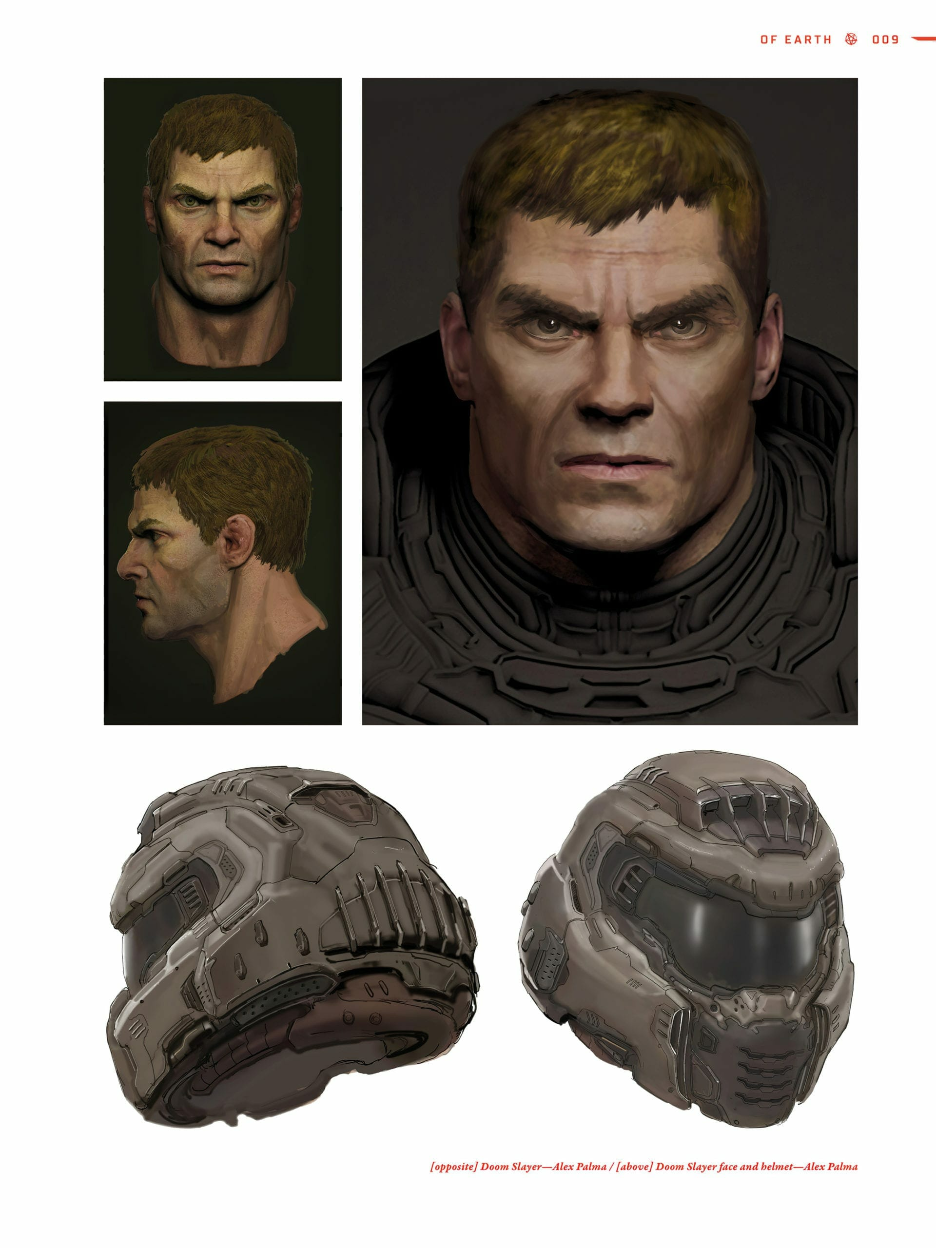 DOOM Eternal Spoiler Images 1 scaled - Doom Eternal Leaked Artbook reveals Massive Spoilers