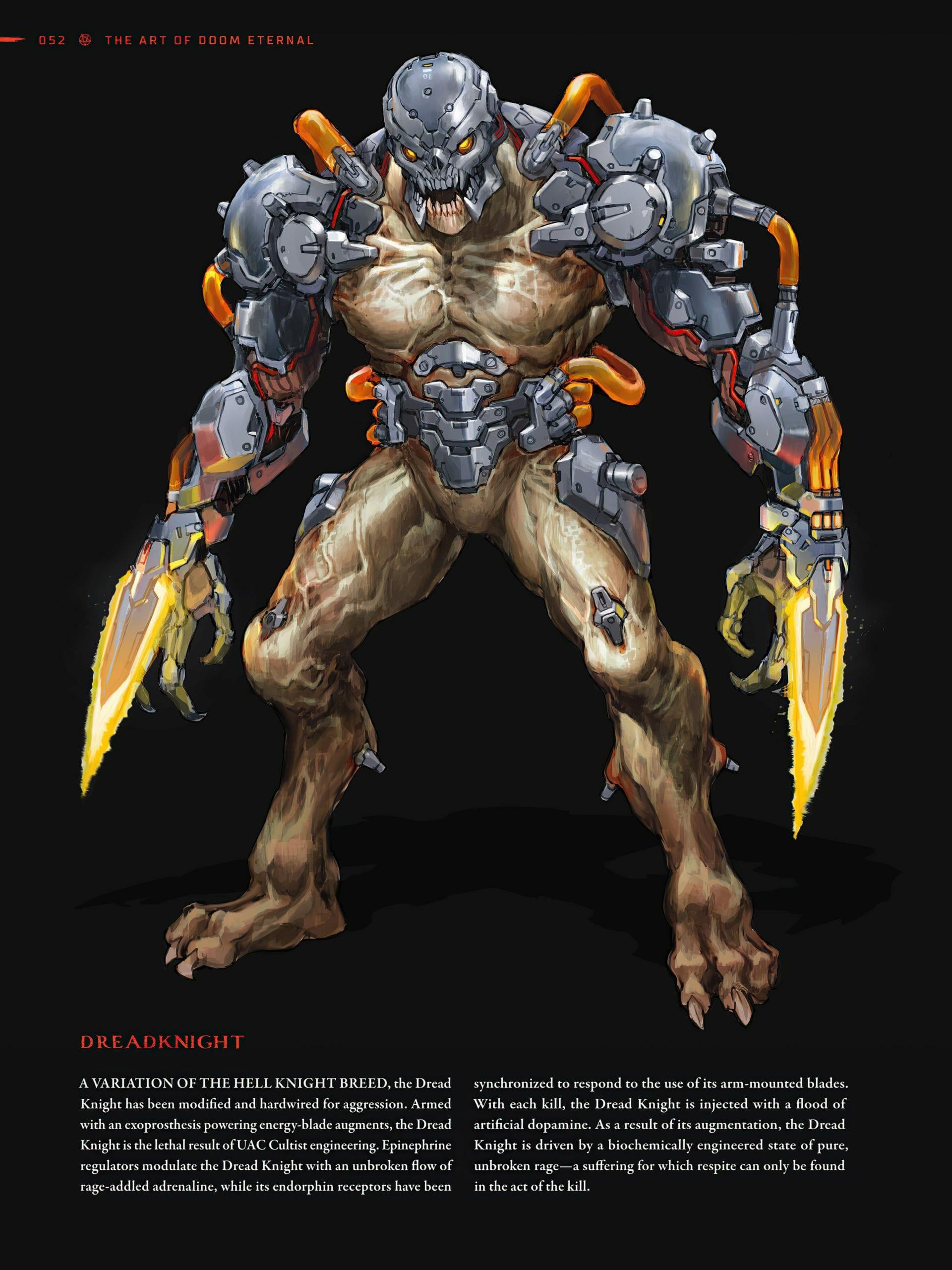 Doom Eternal Leaked Artbook