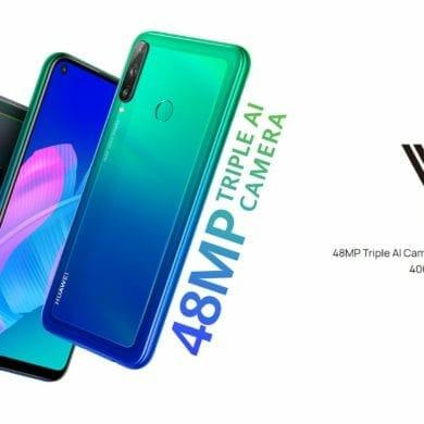 Huawei Y7p HMS Phone