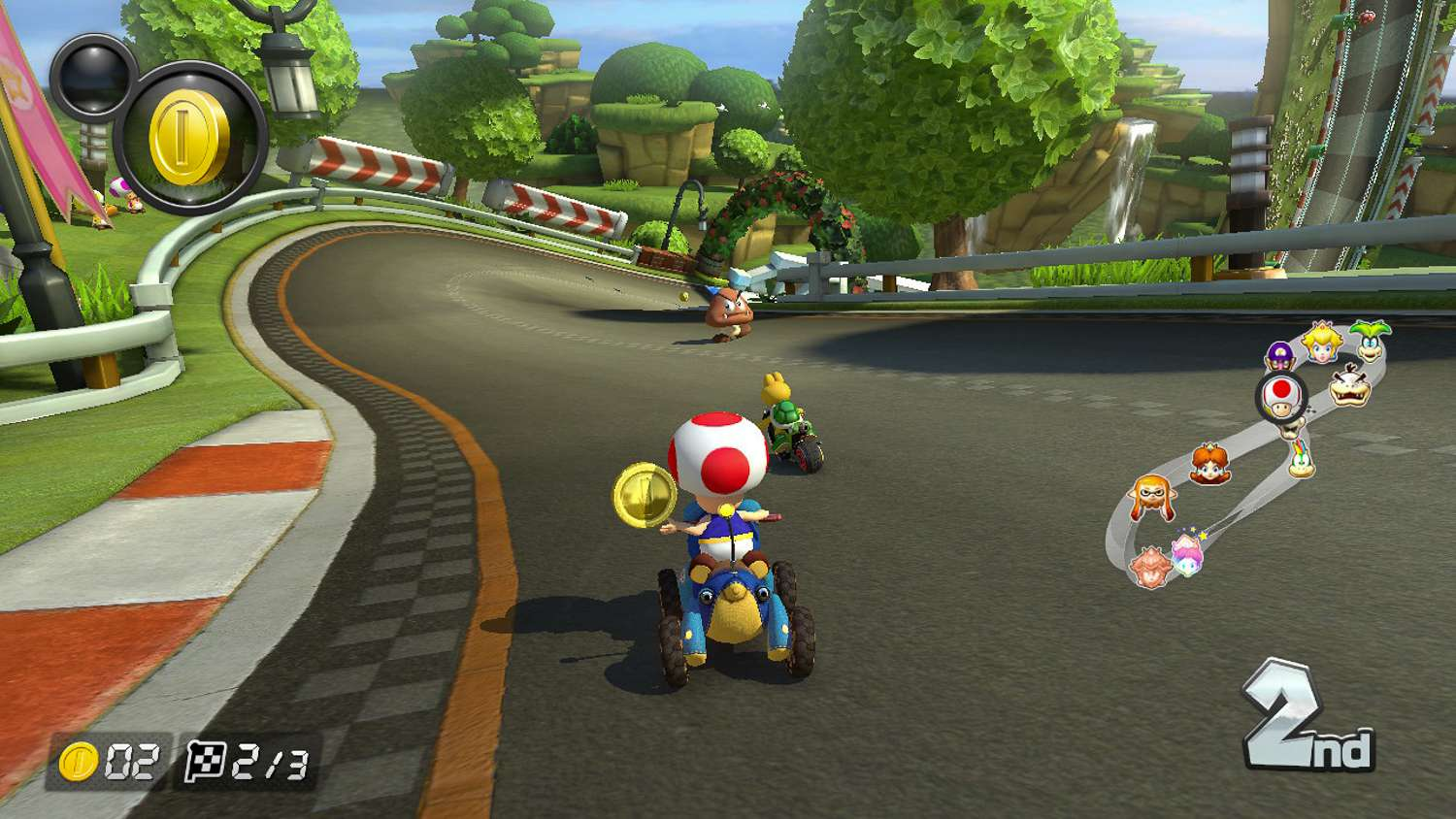 Mario Kart 8 - Best Wii U Cemu Games to play on PC [Wii U Emulator]