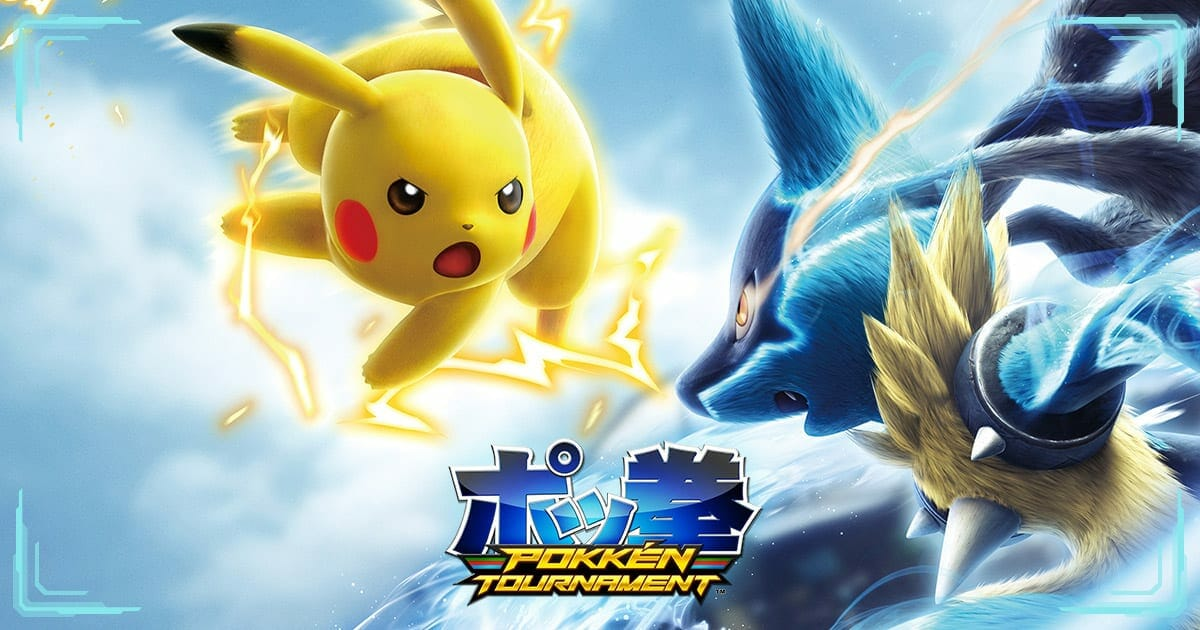 Pokken - Best Wii U Cemu Games to play on PC [Wii U Emulator]