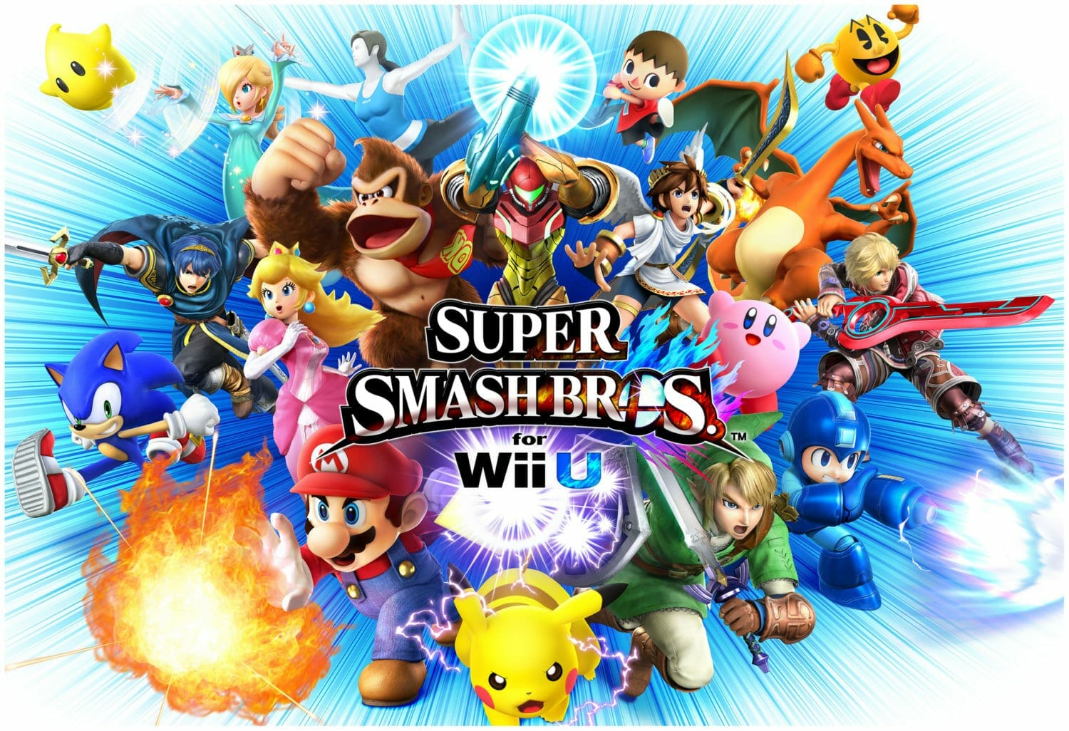 Smash - Best Wii U Cemu Games to play on PC [Wii U Emulator]