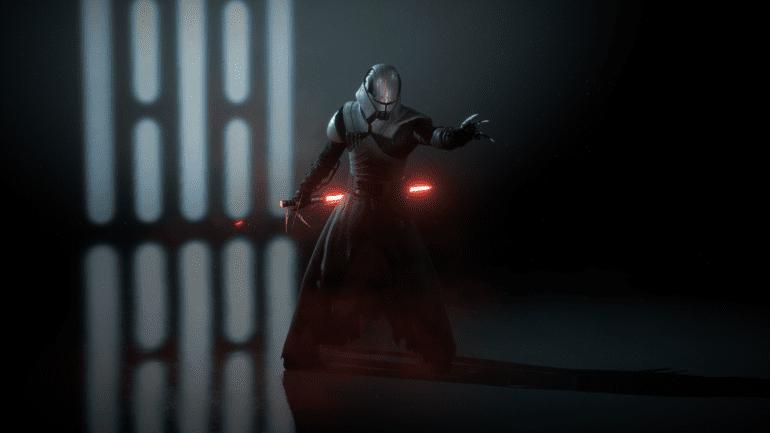 Starkiller Mod for Battlefront 2