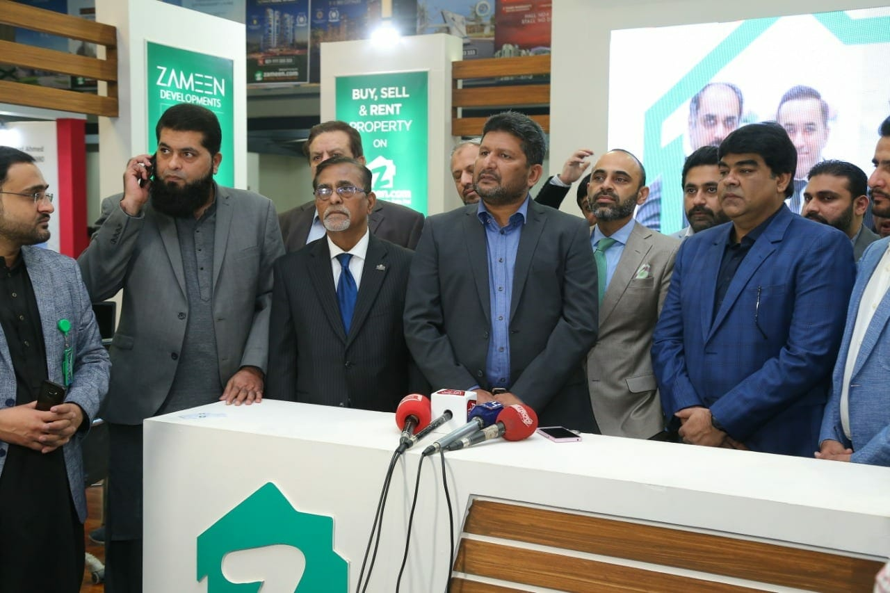 Zameen Expo 2020 1 - Zameen Expo 2020 Karachi' concludes successfully, attracts more than 90,000 visitors